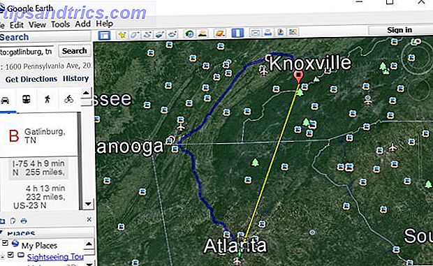 Entfernungsmessung Mit Google Earth : So messen sie fläche und entfernung in google maps earth