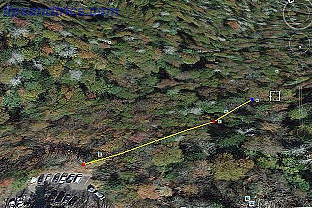 Entfernungsmesser Maps : So messen sie fläche und entfernung in google maps earth