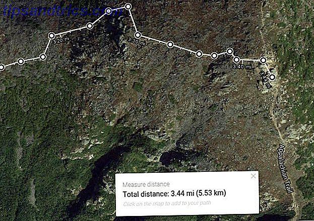 Entfernungsmesser Google Maps : So messen sie fläche und entfernung in google maps earth