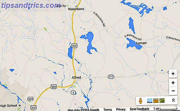 So messen Sie Fläche und Entfernung in Google Maps & Earth ... on