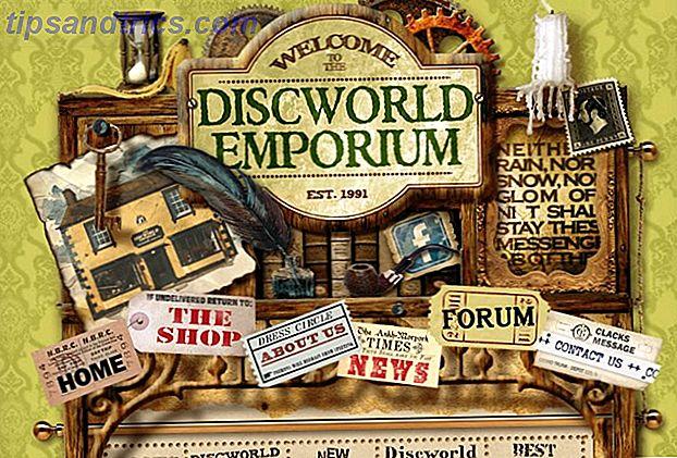 5 Ressources En Ligne Brillantes Pour Les Fans Du Discworld De Terry