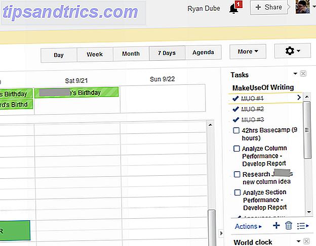 Lleve Google Task Management y programación a un nivel completamente nuevo con GQueues