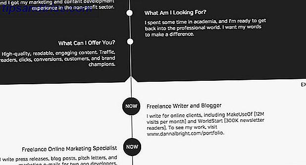 Construire un CV prend du temps.  Sumry vous offre un moyen facile de faire quelque chose qui se démarque.  Mais est-ce vraiment mieux qu'un CV traditionnel?  Découvrons-le.