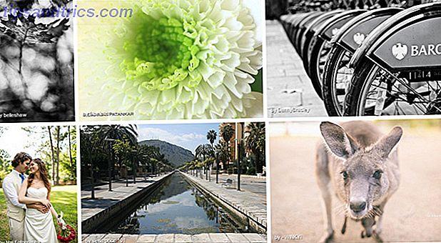 Flickr war ein Zuhause für ernsthafte Fotografen und Sie werden die besten Cluster rund um Flickr-Gruppen finden.  Flickr bleibt das alte Wasserloch für großartige Fotos und Tipps, wie man sie aufnimmt.
