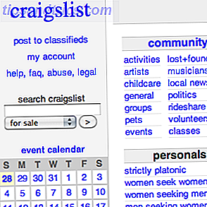 Los motores de búsqueda siguen llegando, y parece que habrá aún más formas nuevas de navegar por su sitio favorito de HTML, y muchos de estos lo ayudarán a realizar sus búsquedas en todo el país.  Eche un vistazo a estas cuatro formas más de hacer su navegación de Craigslist un poco más fácil.