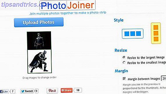 PhotoJoiner: Verbinden Sie mehrere Fotos in einem Fotostreifen