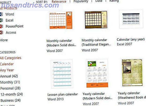 Più di 10 siti per trovare il modello di calendario stampabile gratuito perfetto per tutto l'anno