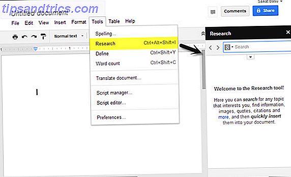 Existen ciertas ventajas de usar Google Drive para su trabajo de investigación.  Es gratis y está disponible desde cualquier lugar, por supuesto.
