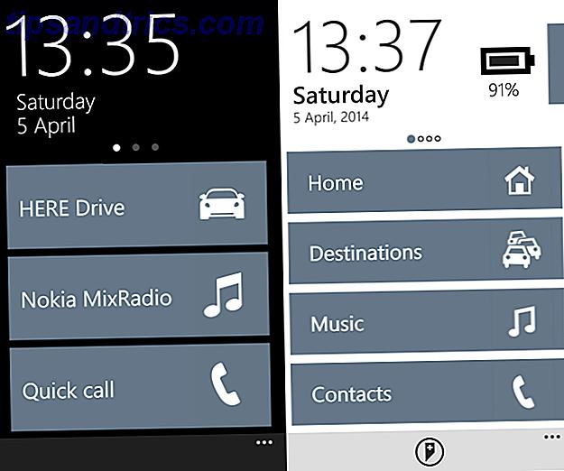 Besoin d'utiliser votre Windows Phone dans la voiture?  Windows Phone 8 offre divers outils qui peuvent vous aider et vous divertir pendant la conduite, y compris des cartes, des dashcams et des interfaces en mode voiture.