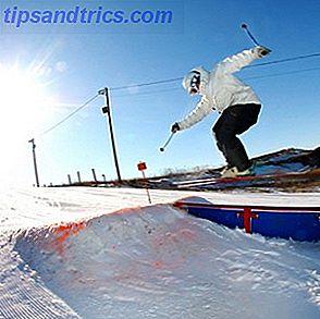 Cet hiver, j'ai beaucoup skié.  En fait, j'ai même écrit quelques articles intéressants sur les applications de ski sur iPhone.