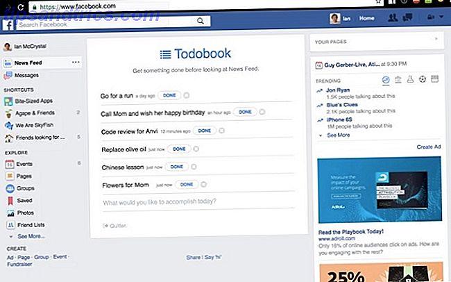 Er Facebook ondt i din produktivitet?  Gennem et par apps og udvidelser kan du begynde at bekæmpe Facebooks tidssynk.