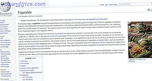 Aunque Wikipedia es un buen recurso, no es lo mejor que Internet tiene para ofrecer.  Podría obtener mejores resultados en diferentes sitios web.  Veamos algunas alternativas a Wikipedia.