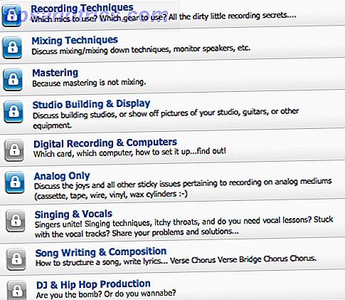 Aquí hay algunos recursos geniales para que pueda usar si quiere aprender más sobre cómo hacer grandes grabaciones de música.