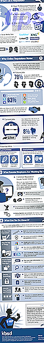 Administrere din personlige e-Reputation [INFOGRAPHIC] ereputation