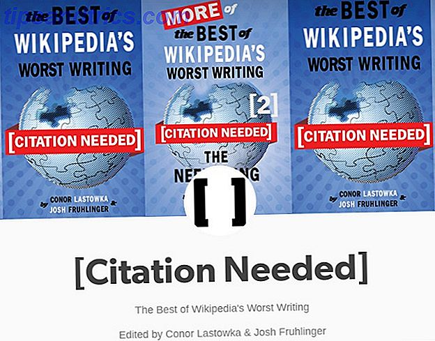 Diese drei Websites sind unterhaltsam von unschätzbarem Wert, um Wikipedia und den Inhalt, den sie in den Äther werfen, im Auge zu behalten.  Sie sind lustig, sie sind nützlich, und sie sind definitiv Lesezeichen wert.