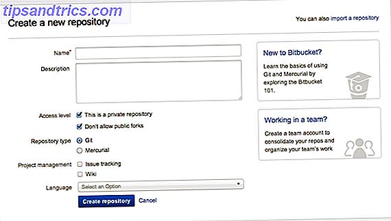 Love GitHub?  4 razões pelas quais você deve hospedar seu código no BitBucket