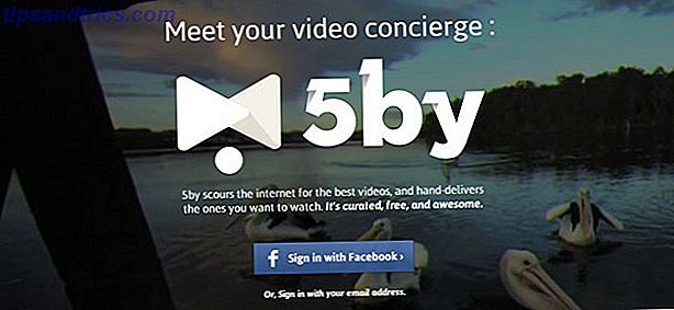 Hvad er du i humør til?  5By bringer de bedste videoer til enhver indflydelse
