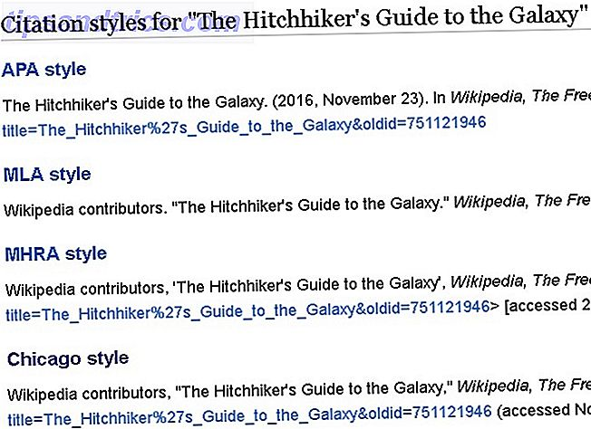 Wikipedia Citation