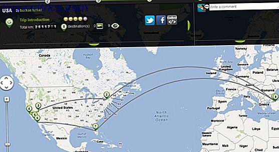 Voyages GoPro: Créez et partagez vos propres cartes pour les voyages que vous prévoyez de faire