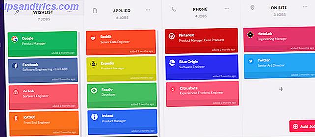 5 aplicaciones y herramientas para organizar su búsqueda de trabajo