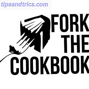 Comience a bifurcar: fuente abierta La inspiración se refiere a la cocina y recetas con tenedor El libro de cocina