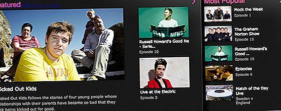 De af os, der bruger meget tid online, vælger ofte at se tv og film på computeren i stedet for på deres tv.  Faktisk, ofte i disse dage er computeren tv'et.