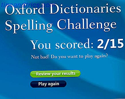 Oxford Ordbøger Staveudfordring: Find hvor godt du virkelig staver