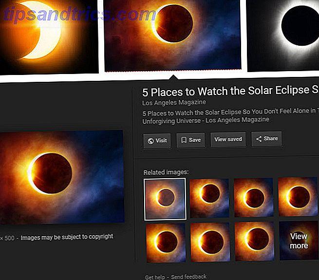 ¿Quieres usar Google Images como un profesional?  Estos son consejos avanzados que debe conocer para realizar búsquedas de imágenes exitosas