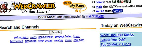 Google n'était pas toujours le roi.  Ces moteurs de recherche ont ouvert la voie et nous ne les oublierons jamais.