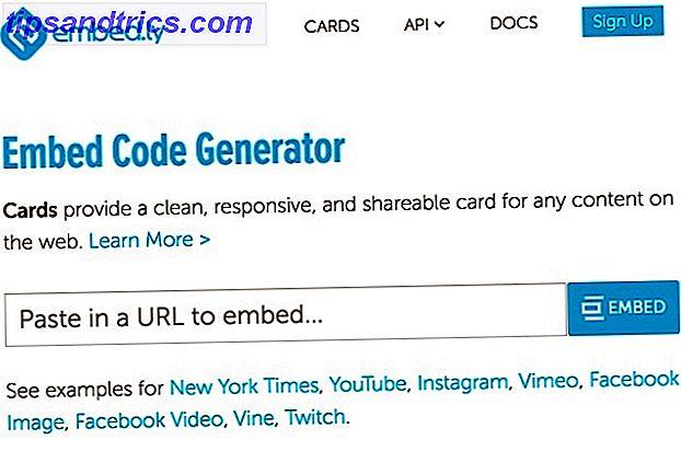 A melhor maneira de incorporar qualquer link em seu site com o
