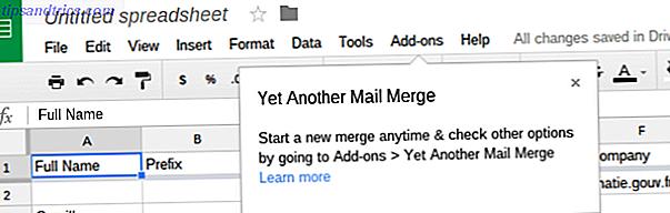 Voor machtige gebruikers is Gmail niet zonder fouten.  Dankzij de Google Drive Add-ons-galerij kun je je Gmail extra's bieden met hulpmiddelen waar je misschien niet aan gedacht had - Google Drive-add-ons.