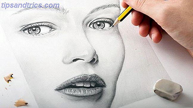 Tror du att du inte är tillräckligt bra för att rita?  Dessa Udemy kurser hjälper dig att hämta hemligheterna för att rita och hjälpa dig att börja med en bra konstnärlig hobby.