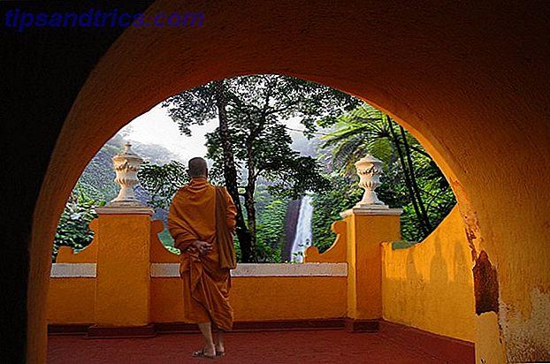 Aflast daglige stress med smukke gratis Mandala farvesider