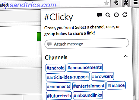Αν θέλετε να δείτε πού πηγαίνει ο ιστός, πρέπει να δοκιμάσετε το Slack.  Αντικαθιστά το μήνυμα ηλεκτρονικού ταχυδρομείου για εσωτερικές επικοινωνίες και τα εργαλεία τρίτων καθιστούν ακόμα καλύτερα.