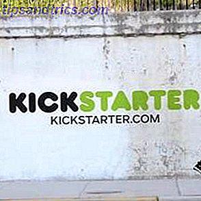 Kickstarter a sans aucun doute changé le monde, permettant à Joes de financer régulièrement le développement et la production de projets créatifs qui les intéressent.  tout en aidant les types créatifs à contourner les capital-risqueurs typiques, les prêts bancaires coûteux, ou les sociétés d'édition qui détruisent l'âme.