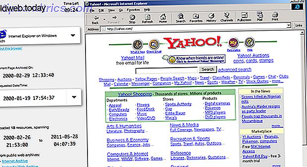 Ist Computing 2016 einfach zu modern für Sie?  Reisen Sie zu einer einfacheren Zeit zurück, ohne Ihren Browser schließen zu müssen.  Coole Websites und Apps zeigen Ihnen fünf Websites, die sich dem Ziel verschrieben haben, Old-School-Computing am Leben zu erhalten.