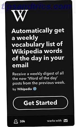 Non sarebbe bello se potessi usare le 3,5 miliardi di parole di Wikipedia in inglese per migliorare il tuo vocabolario?