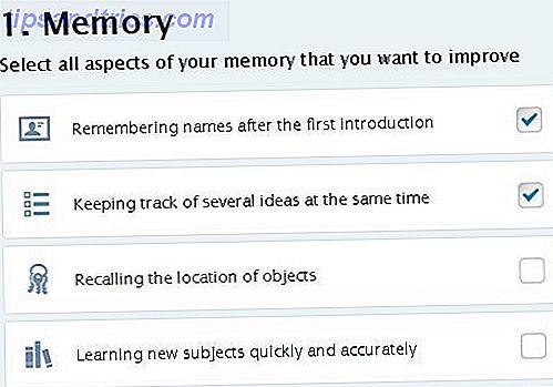 Lumosity: Eine Web App, mit der Sie Ihre mentalen Fähigkeiten verbessern können