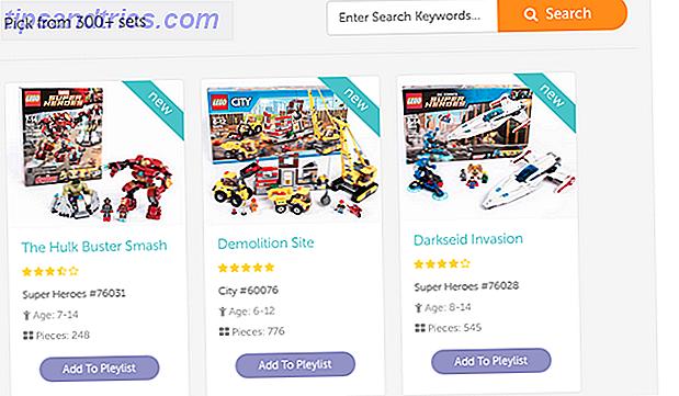 LEGO probablemente nunca haya sido más prominente que ahora.  Redescubre tu amor por LEGO con estos increíbles sitios.
