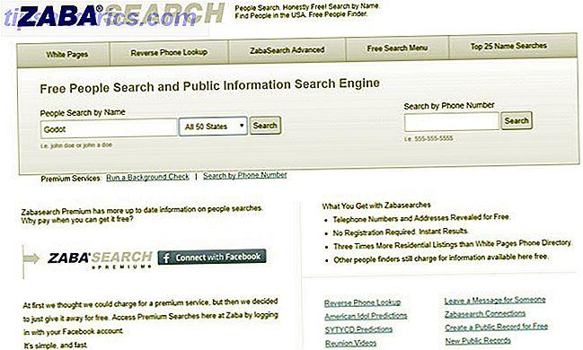 Este mecanismo de pesquisa gratuito que permite procurar pessoas nos EUA por nome, endereço ou número de telefone.
