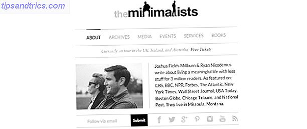 047cda48578 Flere og flere mennesker vælger at omfavne minimalisme. I visse situationer  kan dette skabe frustrerende