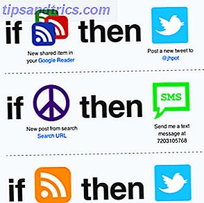 Connectez deux de vos applications Web préférées de manière créative.  Une sorte de ruban adhésif numérique selon Linden Tibbets, le créateur de l'application, If This Then That (ifttt) vous permet de trouver de nouvelles utilisations pour les applications Web que vous utilisez déjà en le rendant facile pour vous de les combiner.