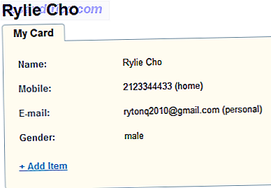 eGroovy-contacten: update automatisch uw contactenlijst wanneer een contactpersoon zijn informatie wijzigt