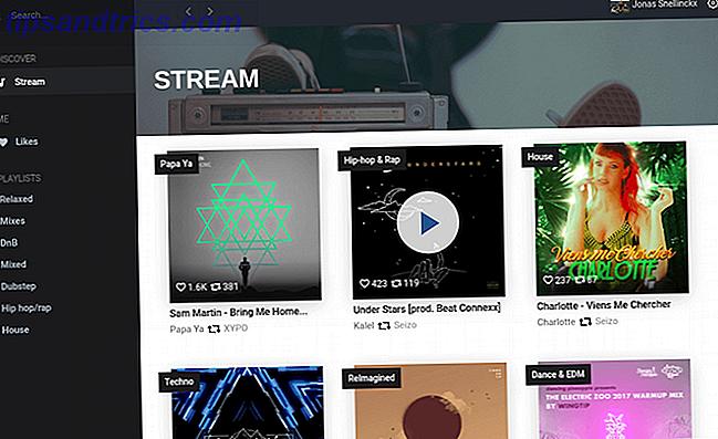5 gratis SoundCloud Apps til Stream, Discover eller Download Music