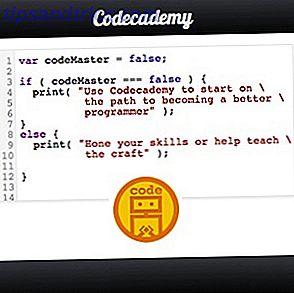 Το Codecademy είναι ένας νέος ιστότοπος με κάθετο διαδραστικό προγραμματισμό που σας καθοδηγεί στα βασικά του JavaScript.  Αν και δεν έχει περάσει πολύ καιρό, ο ιστότοπος έχει ήδη δημιουργήσει πολλά buzz στους διαδικτυακούς ιστούς, γεμίζοντας εκατοντάδες χρήστες που, όπως και εγώ, θέλουν να βρουν ένα διασκεδαστικό και εύκολο τρόπο να μάθουν πώς να κωδικοποιούν.