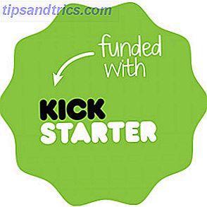 Vielleicht haben Sie noch nichts gehört, aber es gibt diese nette Website mit dem Namen Kickstarter, auf der Leute Projekte unterstützen können, an denen sie interessiert sind. Kleine Dinge wie Android-Spielekonsolen, eInk-Uhren und High-Budget-Videospiele.