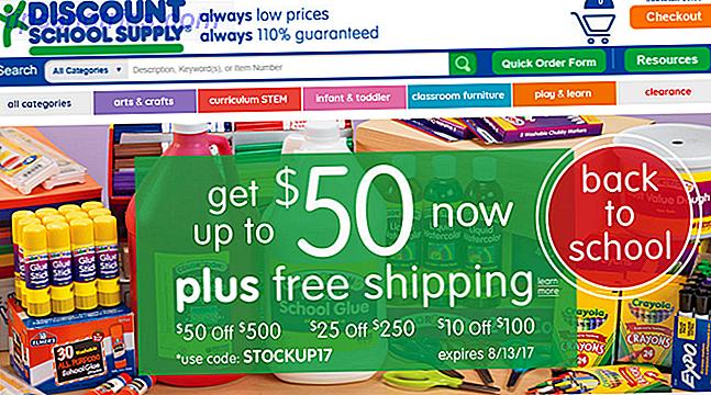 Avez-vous commencé votre retour à l'achat de fournitures scolaires?  Consultez ces sites Web d'économie d'argent avant de quitter la maison.