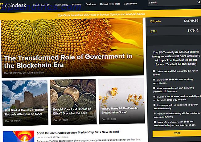 El interés global en Bitcoin y las criptomonedas es más alto que nunca.  Estos sitios lo mantendrán actualizado con las novedades de Bitcoin.