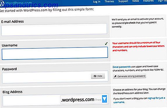 Blogger vs. WordPress.com: una comparación completa