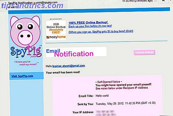 Online dating e-postmeldinger